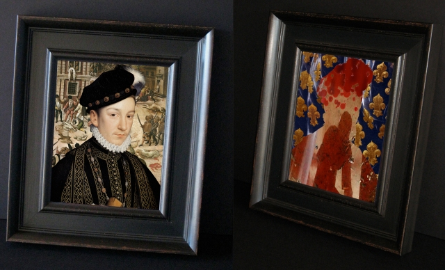 Charles IX ( 1550-1574) The Guilty