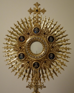 Antique Monstrance