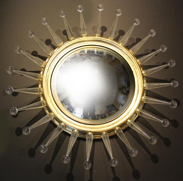 Coronet Convex Mirror